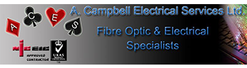 A Campbell Electrical Services Ltd
